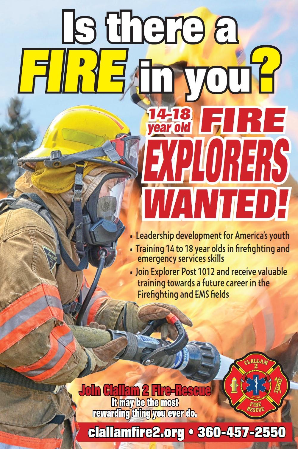 Fire Explorer Info